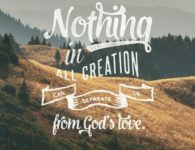 Romans 8:39 Bible quote