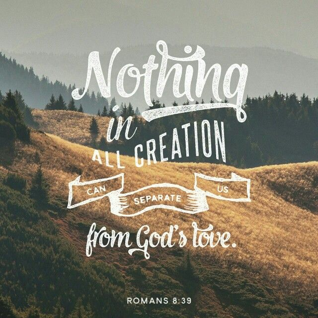 How To Quote The Bible: Nothing Can Separate Us